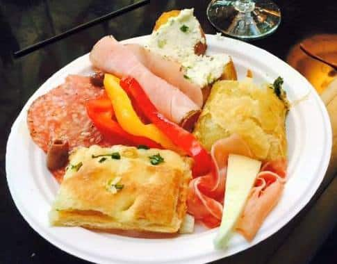 , Connie's North Beach Snacks, Friday Night Snacks and More...