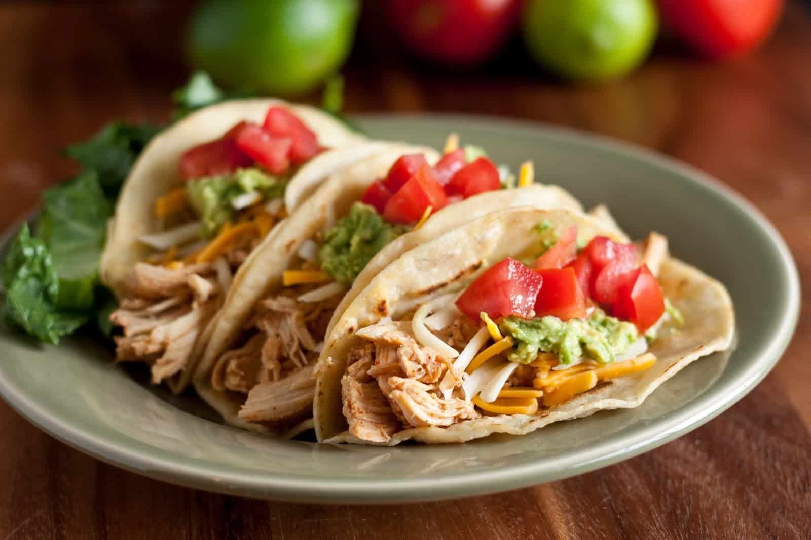 DIY Chicken Tacos, Friday Night Snacks and More...