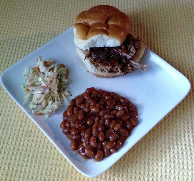 Pressure Cooker Pulled Pork, Friday Night Snacks and More...