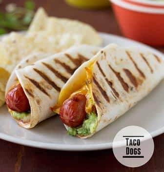 , Mexican Hot Dogs, Friday Night Snacks and More...
