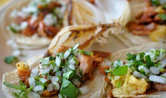 Pastor – al la Gringa, Friday Night Snacks and More...